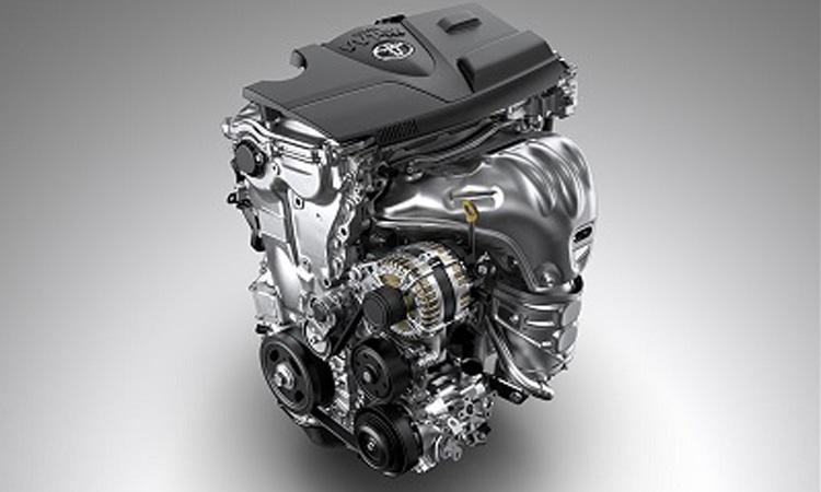 All NEW Toyota Camry เครื่องยนต์ 2.0G