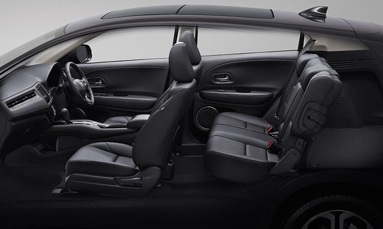 ดีไซน์เบาะนั่ง Honda HR-V