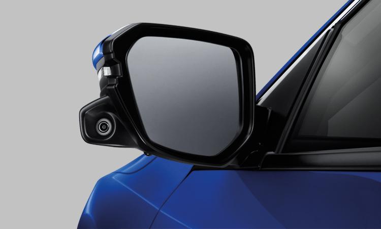 กระจกมองข้างพร้อมกล้อง HONDA CIVIC