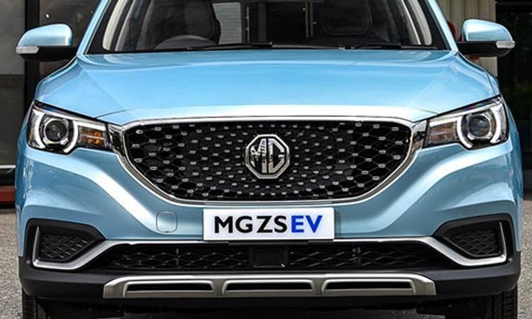กระจังหน้า MG ZS EV