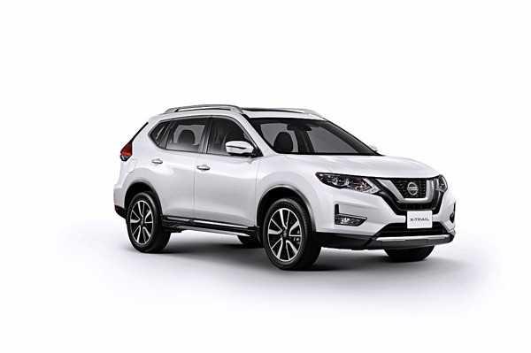 Nissan X-trail 2019 ไมเนอร์เชนจ์
