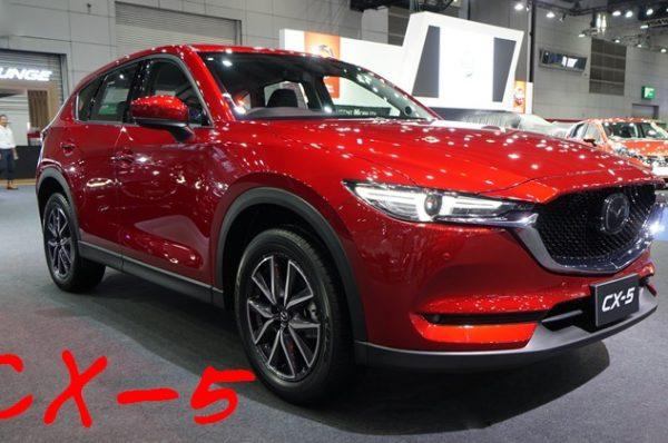 ราคา NEW MAZDA CX-5 2019 ตารางราคาผ่อน-ดาวน์