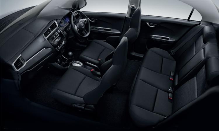 ราคา ตารางผ่อนดาวน์ Honda BRIO AMAZE ปี 2020-2021 1
