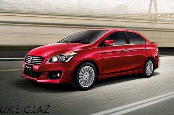 Suzuki Ciaz 2019 ราคาตารางราคาผ่อน/ดาวน์  ซูซูกิ เซียส