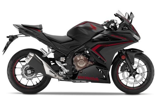 CBR500R Black