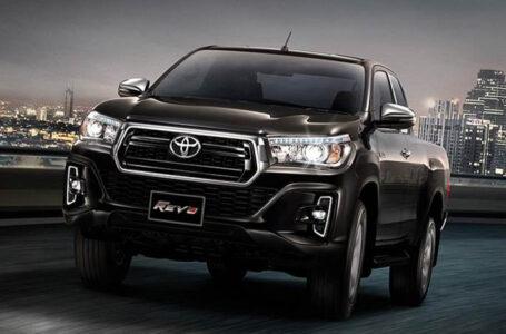 ราคา ตารางผ่อนดาวน์ Toyota Hilux Revo Smart Cab 2020-2021