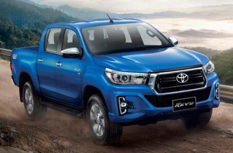 ราคา ตารางผ่อนดาวน์ Toyota Hilux Revo Double Cab 2020 – 2021