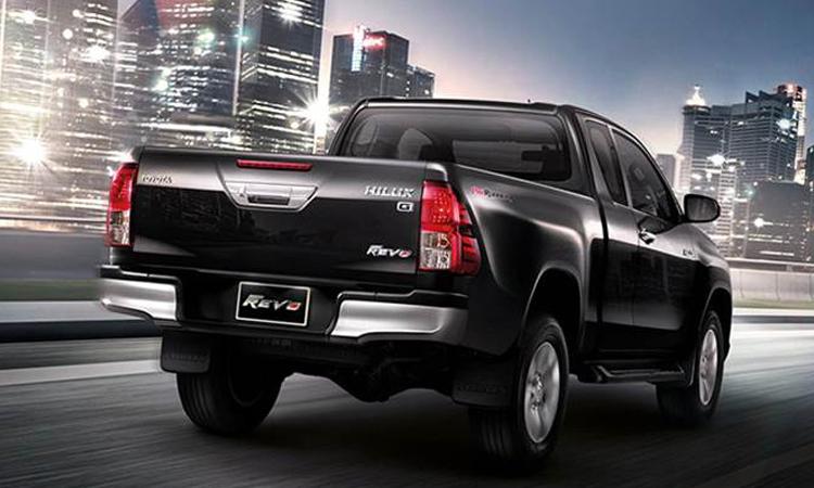 ท้าย Toyota Hilux Revo Smart Cab