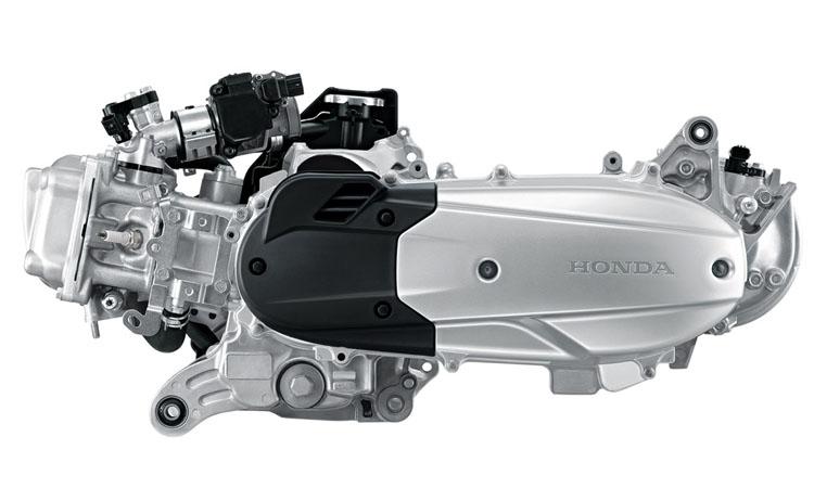 เครื่องยนต์ Honda PCX150 2019