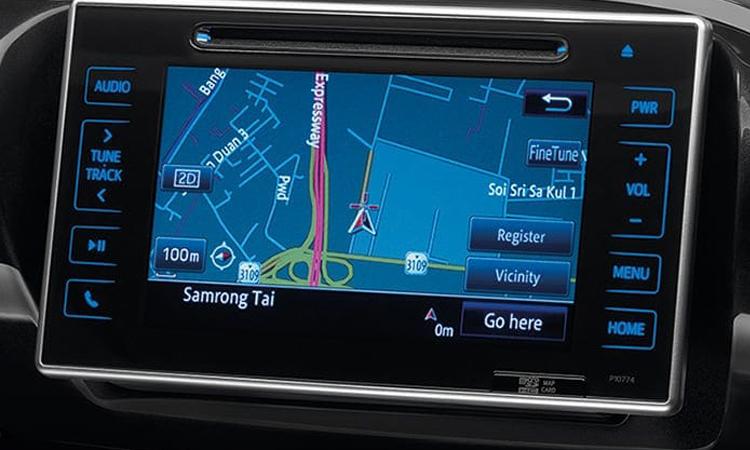 จอ Toyota Hilux Revo Smart Cab