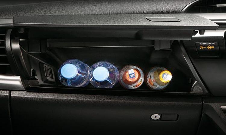 ช่องแช่น้ำ Toyota Hilux Revo Smart Cab