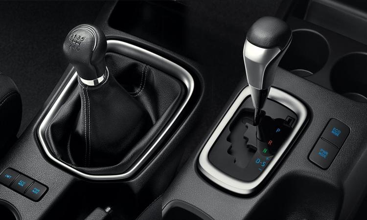 เกียร์ Toyota Hilux Revo Smart Cab