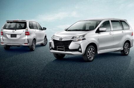 Toyota ตัดรุ่น Avanza จาก 4 รุ่น เหลือแค่ 2 รุ่น