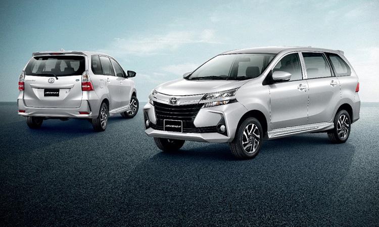 Toyota Avanza ปรับรุ่นใหม่ จาก 4 รุ่นเหลือเพียง 2 รุ่น พร้อมปรับราคา