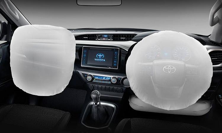 ถุงลม Toyota Hilux Revo Smart Cab