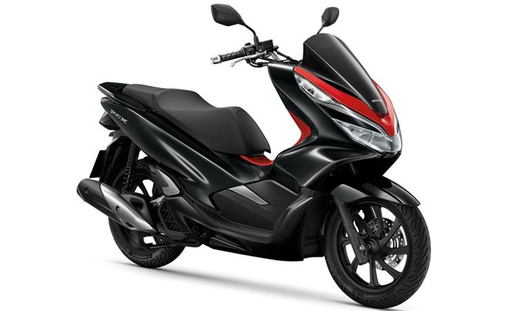 ดีไซน์ New Honda PCX150 ปี 2019 - 2020
