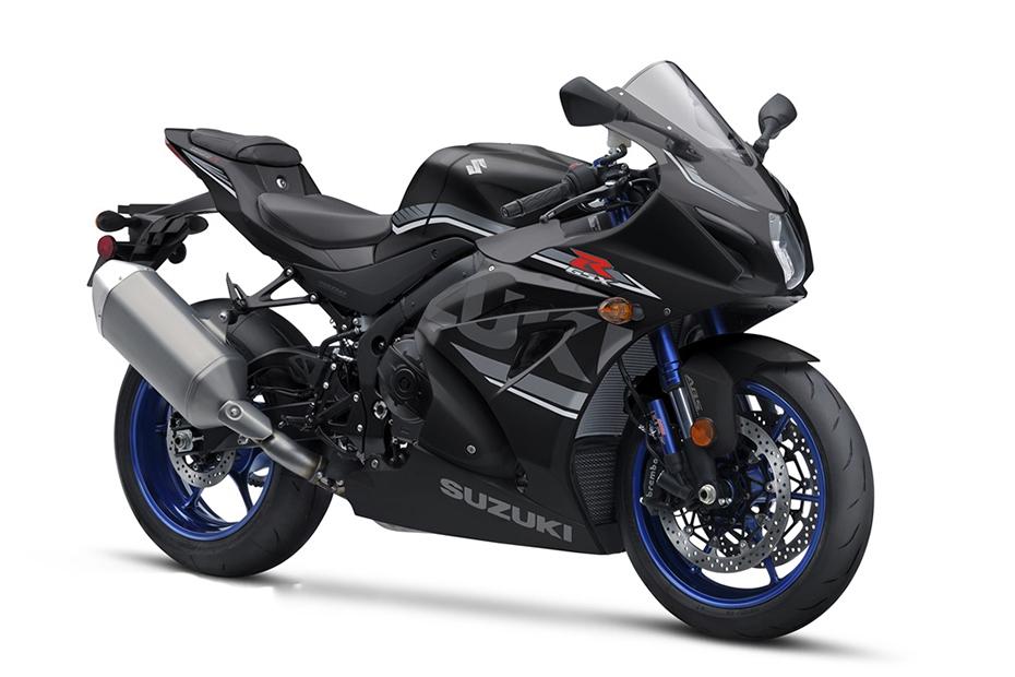 suzuki gsxr1000 2018 สีดำ