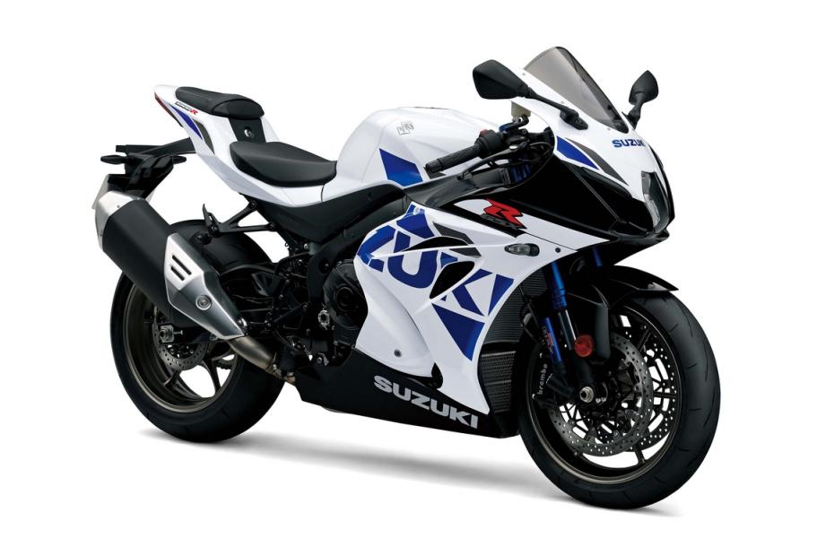 suzuki gsxr1000 2019 สีขาว
