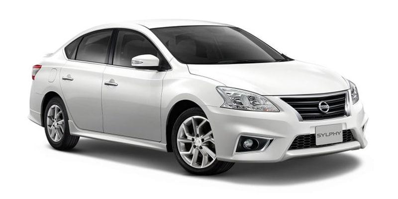 ราคา ตารางผ่อนดาวน์ Nissan Sylphy ปี 2020-2021 ใหม่ล่าสุด 1