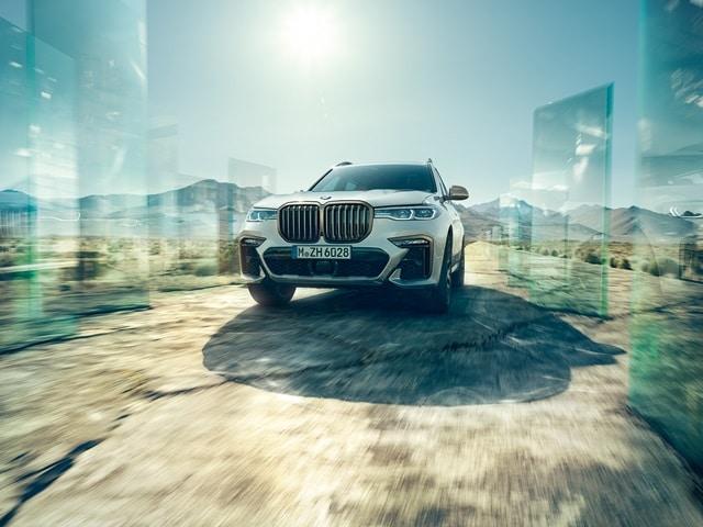 BMW X7 M50d10