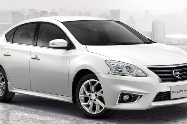 ใหม่ Nissan Sylphy 2019-2020 ราคา นิสสัน ซิลฟี ตารางราคา-ผ่อน-ดาวน์