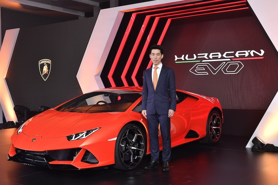 Lamborghini Huracan Evo 2