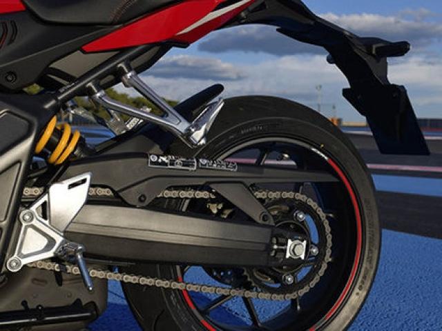 ราคา ตารางผ่อนดาวน์ Honda CBR650R ABS ปี 2019-2020 2