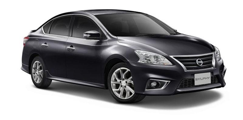 ราคา ตารางผ่อนดาวน์ Nissan Sylphy ปี 2020-2021 ใหม่ล่าสุด 2