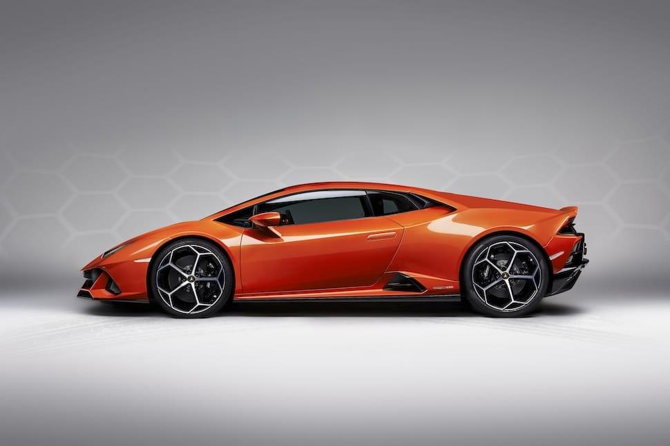 Lamborghini Huracan Evo 3