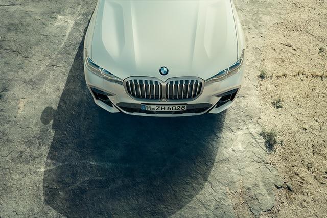 BMW X7 M50d2