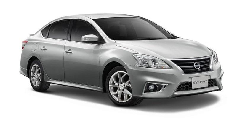 ราคา ตารางผ่อนดาวน์ Nissan Sylphy ปี 2020-2021 ใหม่ล่าสุด 3