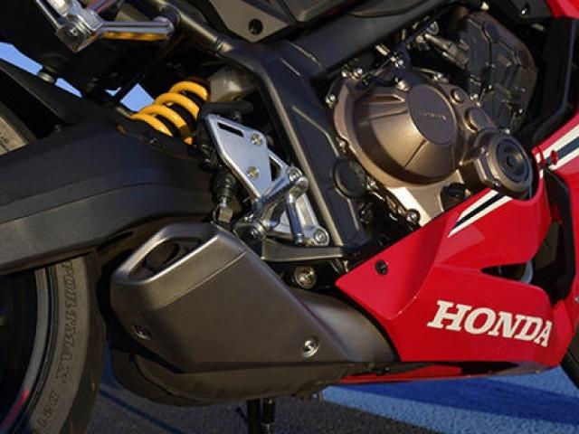 ราคา ตารางผ่อนดาวน์ Honda CBR650R ABS ปี 2019-2020 4