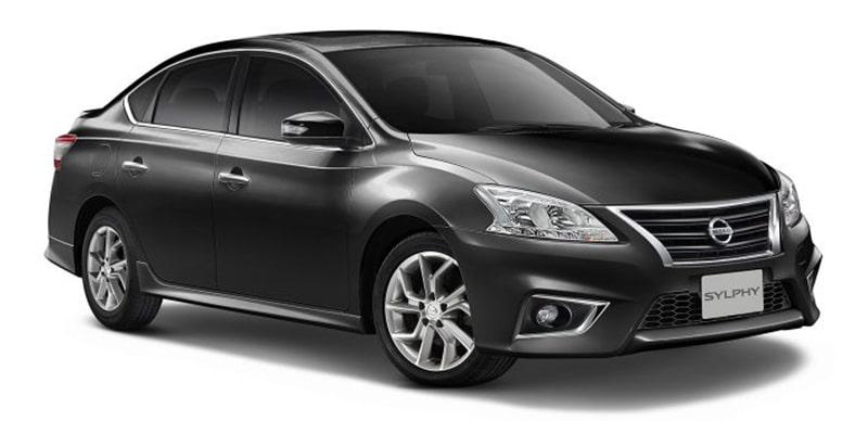 ราคา ตารางผ่อนดาวน์ Nissan Sylphy ปี 2020-2021 ใหม่ล่าสุด 4