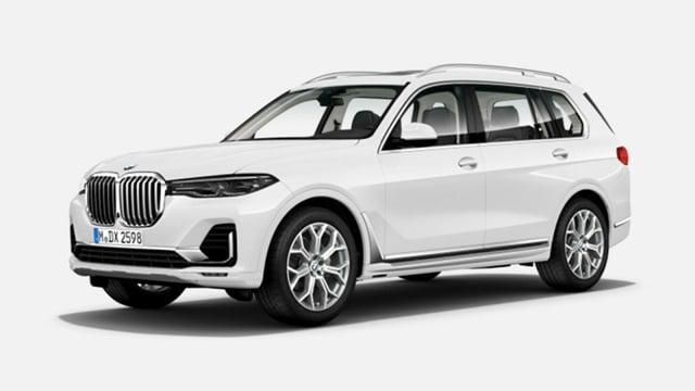 BMW X7 M50d5