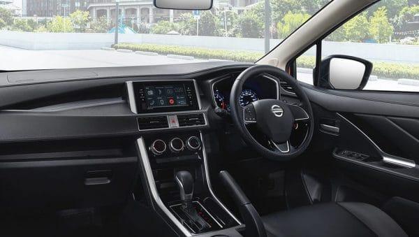 ภายใน Nissan Livina