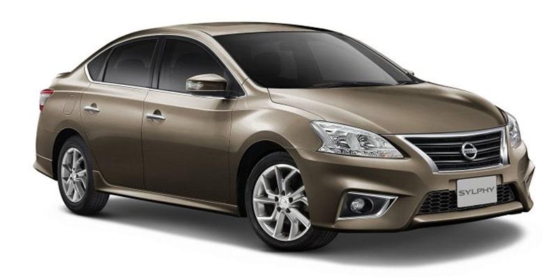 ราคา ตารางผ่อนดาวน์ Nissan Sylphy ปี 2020-2021 ใหม่ล่าสุด 5