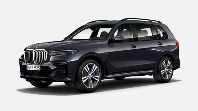 BMW X7 M50d6