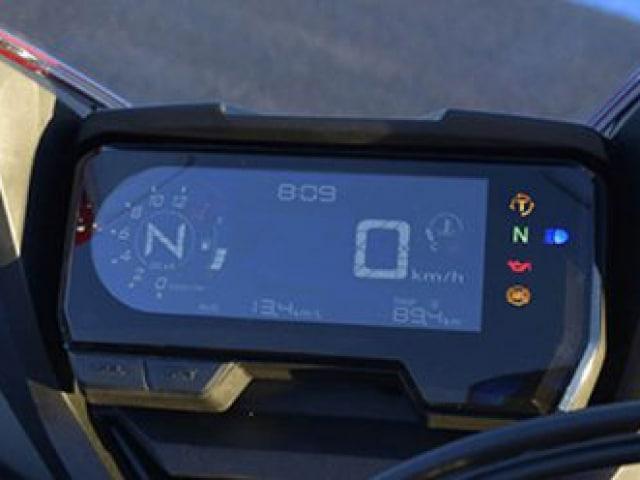 ราคา ตารางผ่อนดาวน์ Honda CBR650R ABS ปี 2019-2020 6