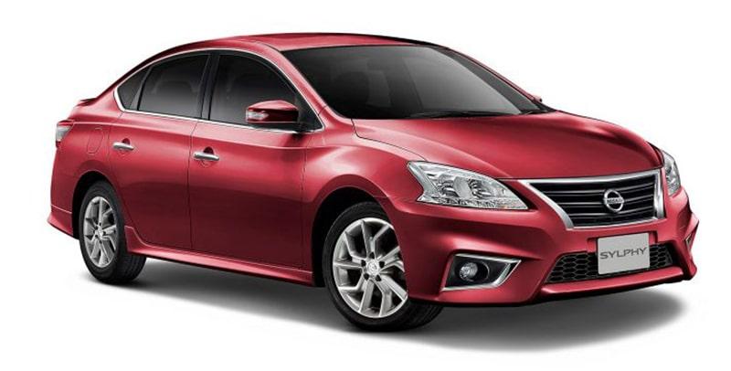 ราคา ตารางผ่อนดาวน์ Nissan Sylphy ปี 2020-2021 ใหม่ล่าสุด 6