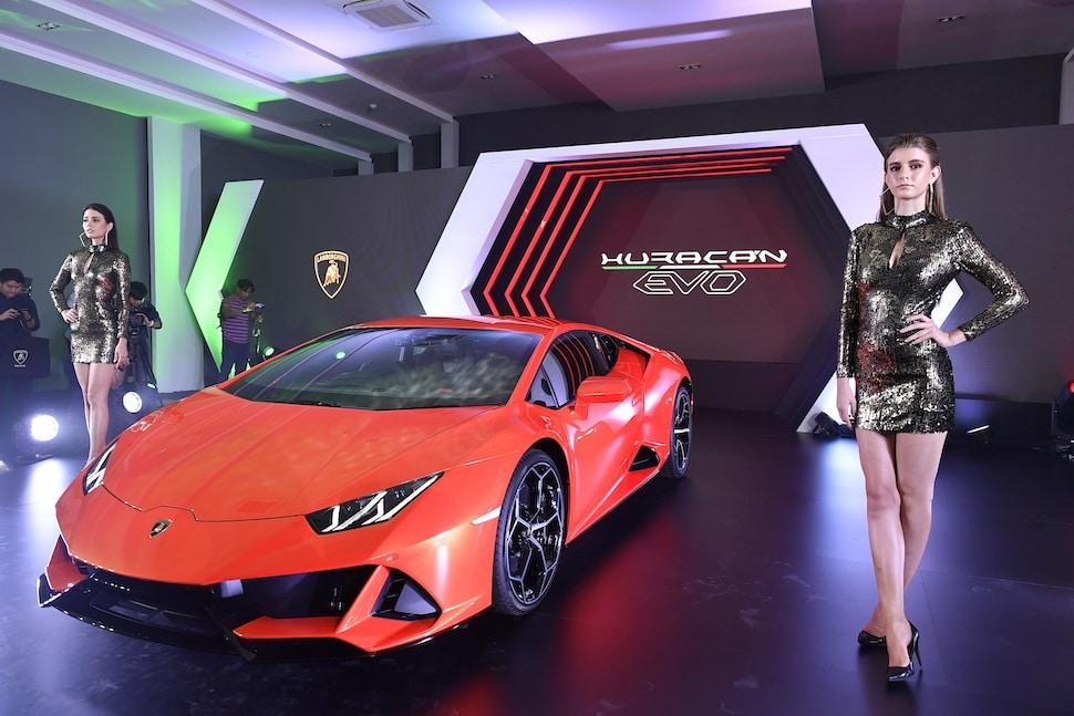 Lamborghini Huracan Evo 4