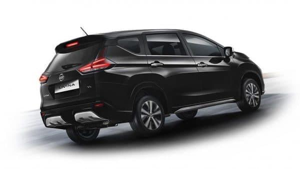 อบคัน Nissan Livina