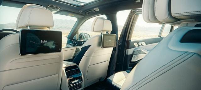 BMW X7 M50d9