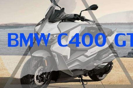 บีเอ็มดับเบิลยูเปิดตัว BMW C400 GT ตัวใหม่ ในปี 2019 ราคา 399,000 บาท
