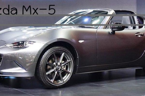 Mazda Mx-5 สปอร์ตหรูราคา 2.8 ล้านบาท