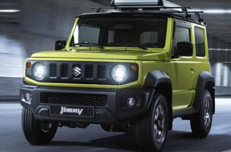 ราคา ตารางผ่อนดาวน์ SUZUKI JIMNY 2020