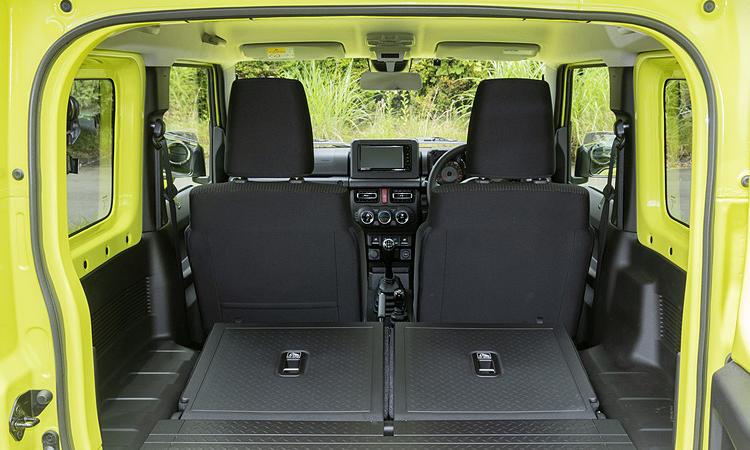 ที่เก็บของ Suzuki Jimny 2020