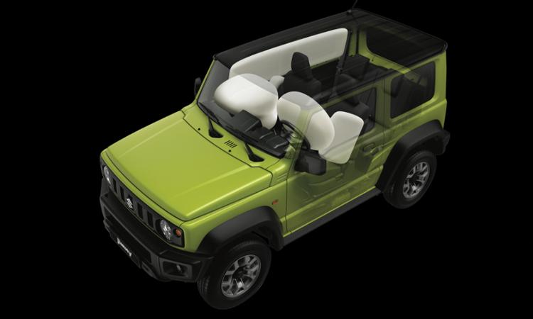 ถุงลม Suzuki Jimny 2020