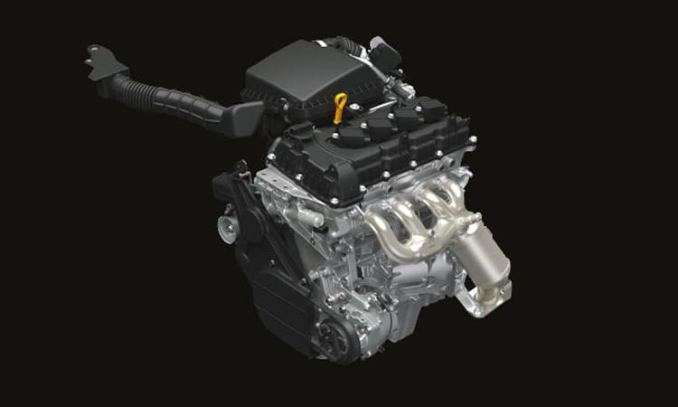 เครื่องยนต์ Suzuki Jimny 2020