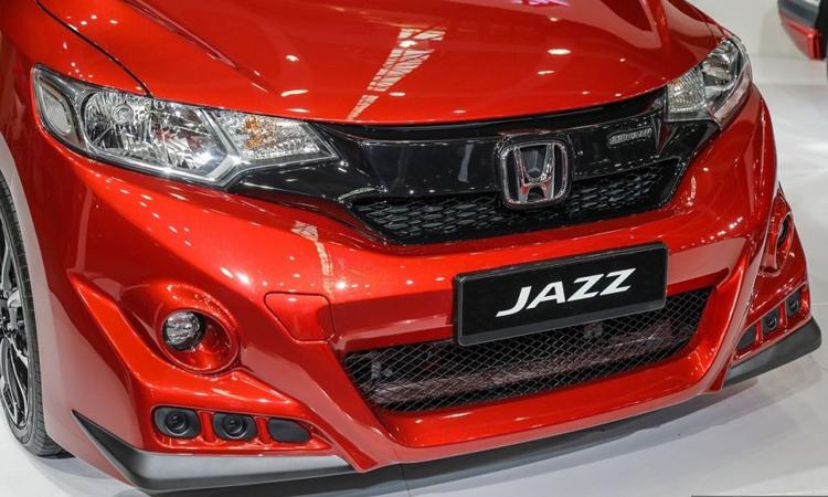กระจังหน้า Honda Jazz Mugen