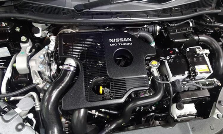 เครื่องยนต์ Nissan Sylphy